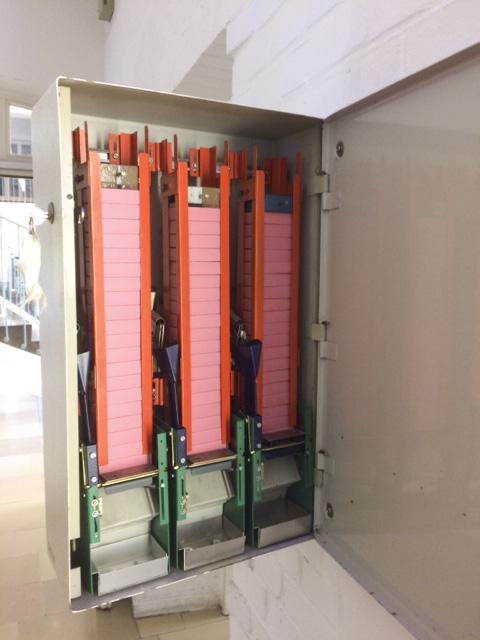 Rundgang befüllter Automat