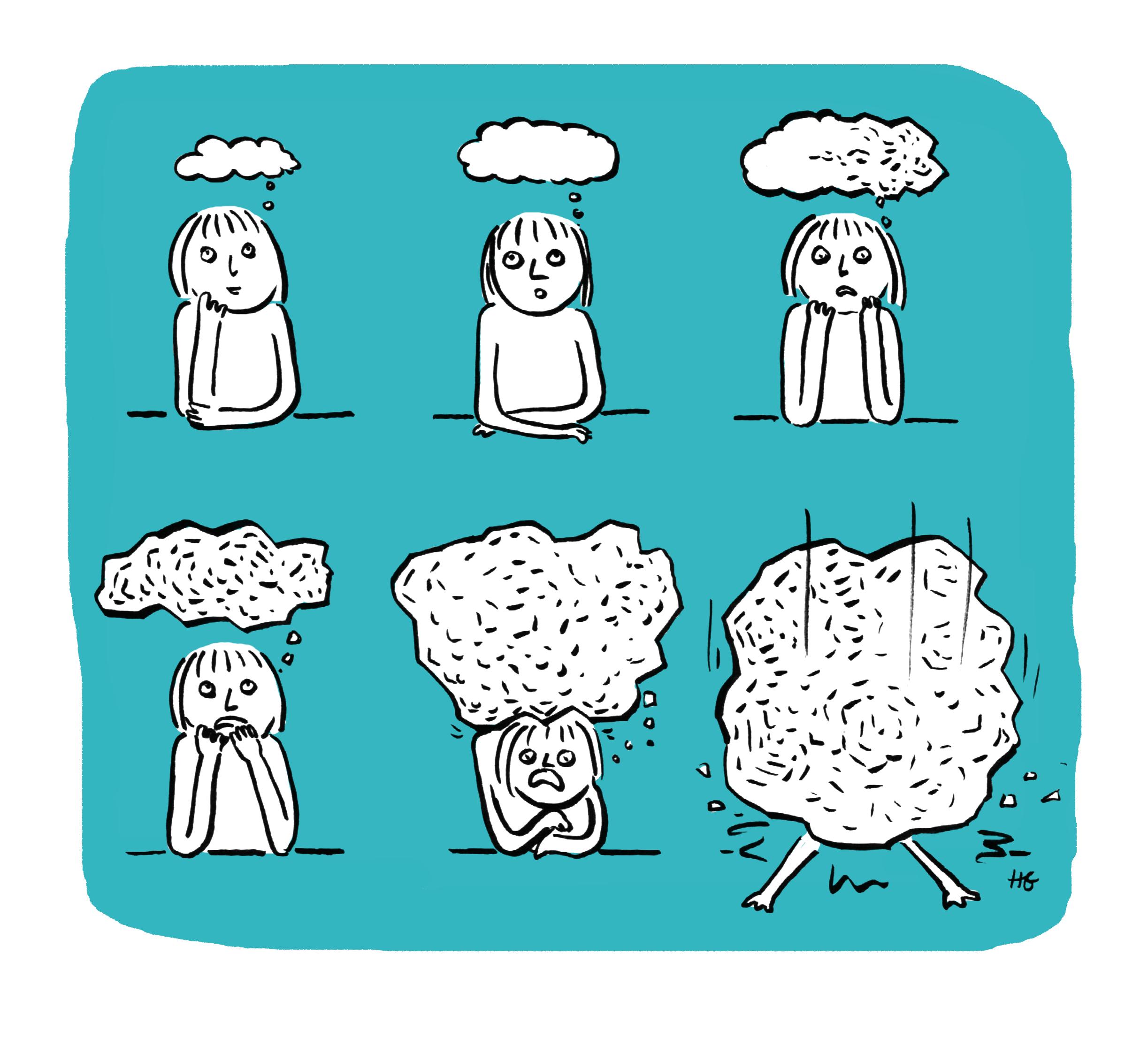 gruebelei